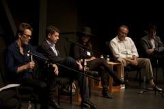 5 of 5 panelists