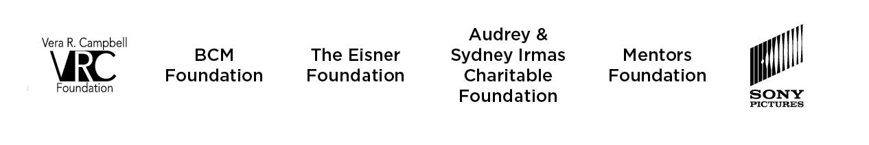 2020 Creative Career Fair Funders