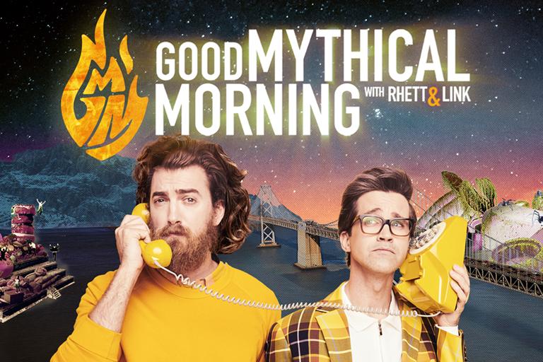 Good Mythical Morning - Rhett & Link
