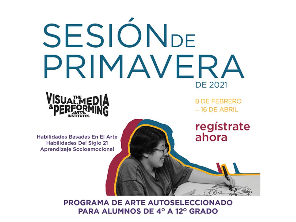 2021 Sesion de Primavera - Institutos