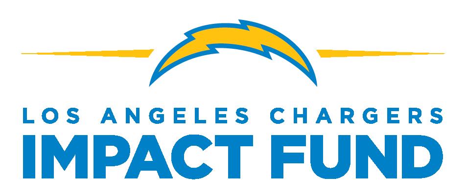 LA Chargers Impact Fund logo